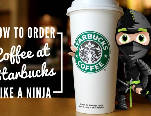 how to order coffee at starbucks