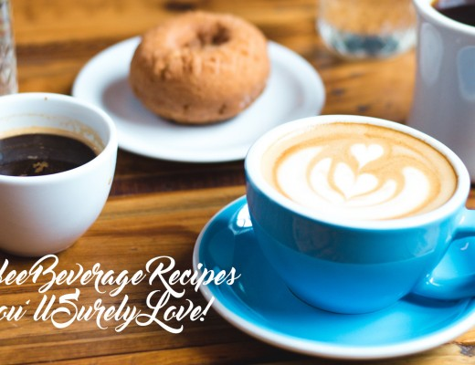 Coffee beverage recipes