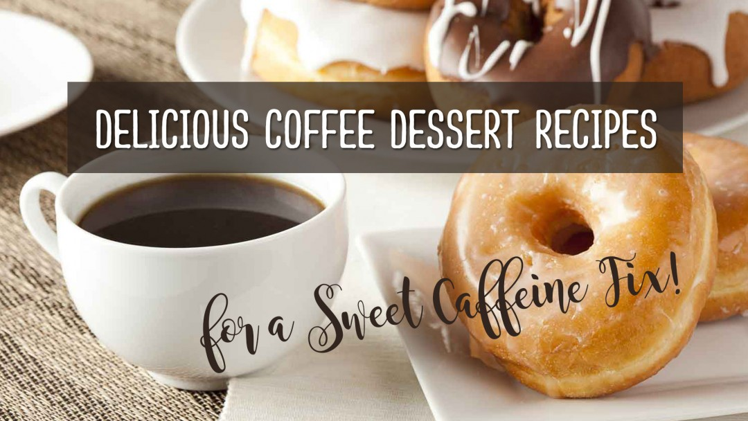 coffee dessert recipes