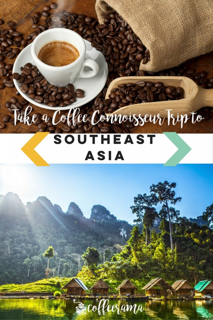 Take a Coffee Connoisseur Trip to Southeast Asia