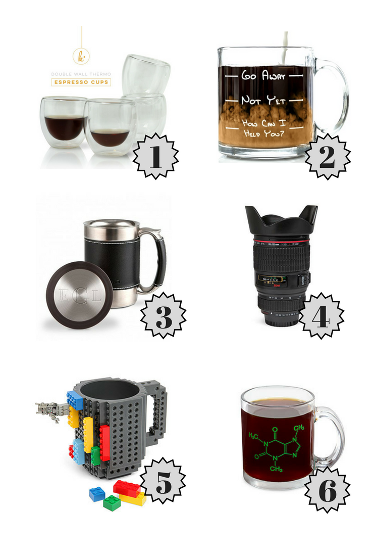 best coffee mugs and cups