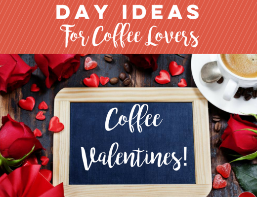 ideas for coffee valentines