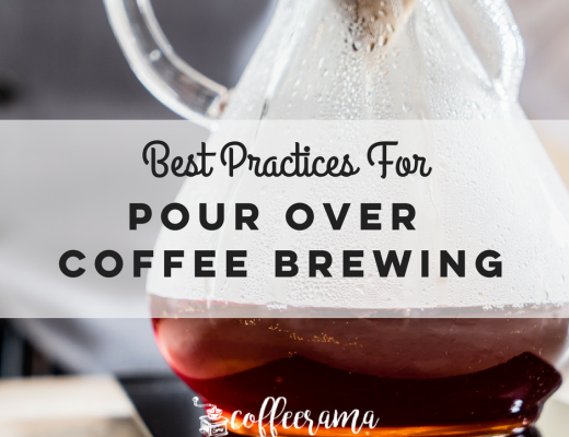 Pour Over Coffee Maker Benefits : Coffee Recipes You Can Make Using a Pour Over Coffee Maker - Coffeerama