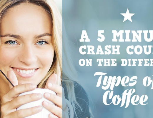 five minute coffee crash course