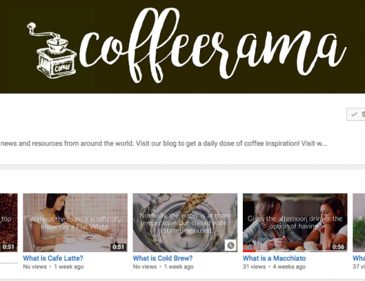 coffeerama on youtube
